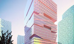 Jennifer Bonner's award-winning Office Stack reimagines the perception of mid-rise office design