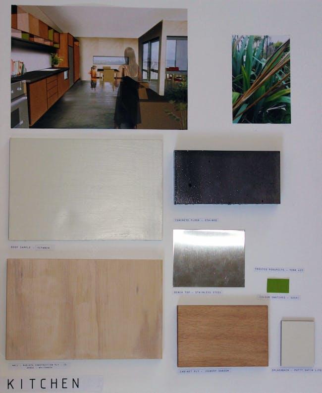 Interior Kitchen Mood Board