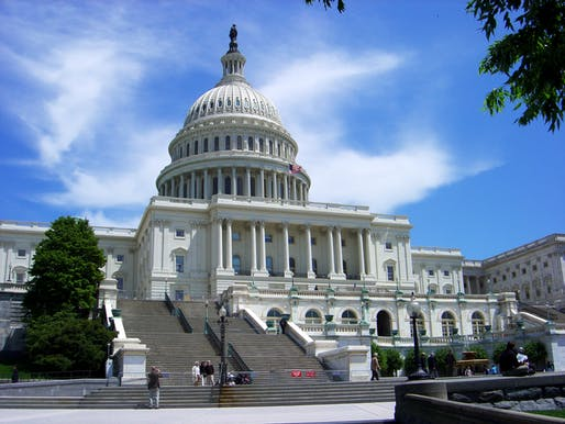 The US Senate has passed the next significant economic aid package. Image courtesy of Wikimedia Commons / Kmccoy.