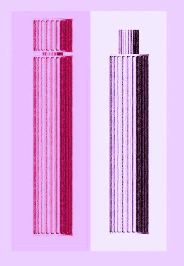 Cream skin protectant tube + toothpaste tube