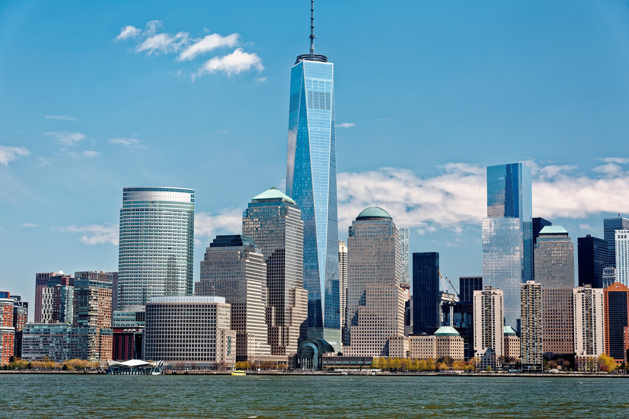 What's that smell? It's the custom scent created for the Observatory at One  World Trade Center | News | Archinect