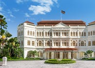 The Return of the iconic Raffles Hotel Singapore - Immerse in its beautiful and unique historic charm