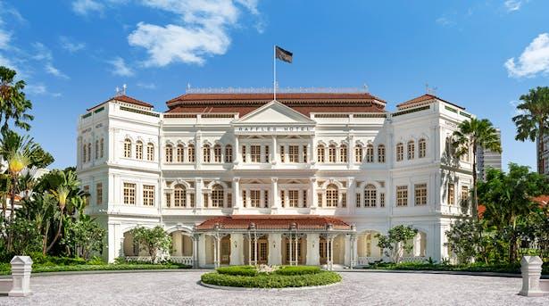 Raffles Hotel, Photo by Raffles Hotel