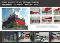 Sentry Storage - Hollywood. Kenneth Carlson Architect.