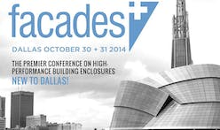 Last chance to register for the Facades+ Dallas conference!