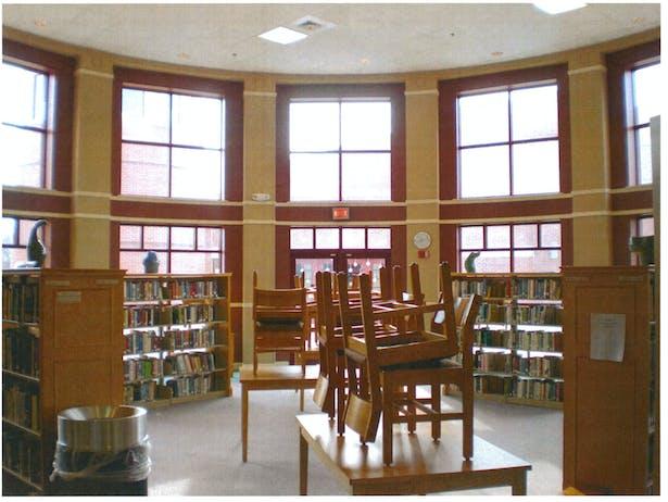 Library Rotunda After Renovation