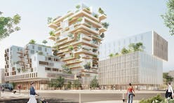 Two wooden towers to rise in Bordeaux