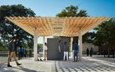 Chicago Architecture Biennial: A new pavilion by SOM & Taubman College makes a statement about SLT technology