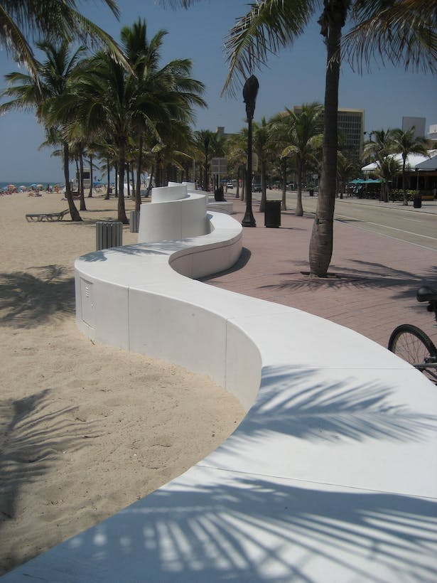 Beach Promenade/Wave Wall-1