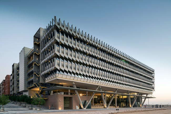 Sustainability Architect of the Year nominee: Sheppard Robson. Photo Courtesy of Architect of the Year Awards