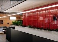 Animation of Leopardo Construction New Office