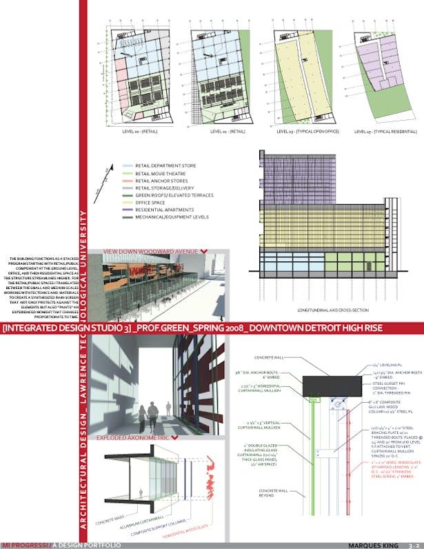 Integrated Design Studio 3