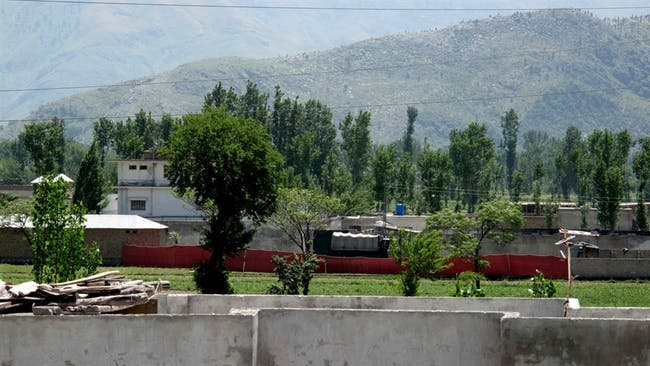 Anjum Naveed / AP The area surrounding a compound where it is believed al-Qaida leader Osama bin Laden lived seen in Abbottabad, Pakistan on Monday, May 2.
