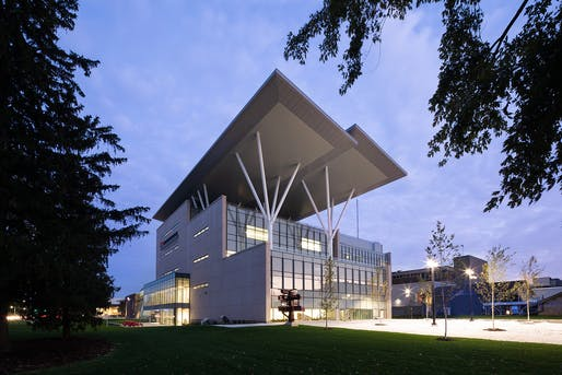 Awards of Excellence – Innovation in Architecture: Mohawk College - The Joyce Centre for Partnership & Innovation. Credit: Ema Peter