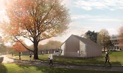 SOM team reimagines the portable classroom building