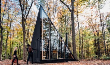 BIG designs first prototype for affordable vacation home company Klein