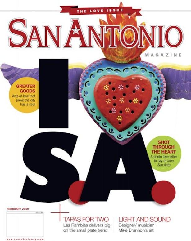 San Antonio Mag - Feb 2010