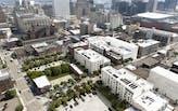 Richard Meier Completes 230 Halsey Street in Newark, New Jersey
