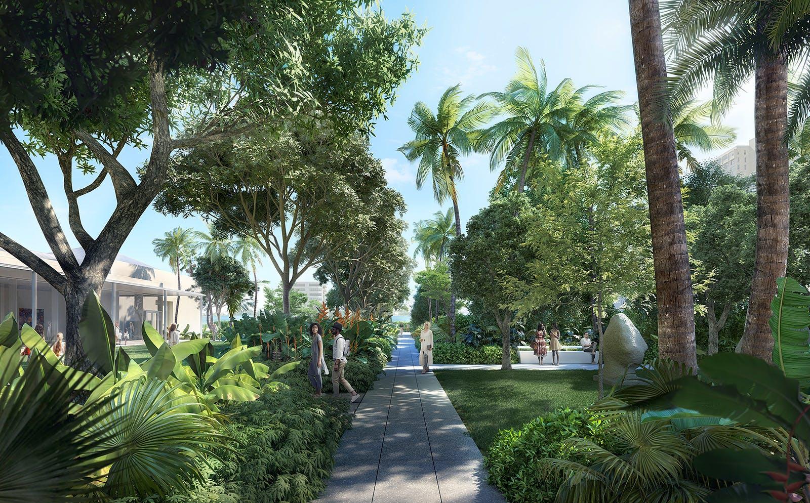 Foster + Partners to redesign Norton Museum of Art public garden ...