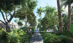 Foster + Partners to redesign Norton Museum of Art public garden, reopening February 2019