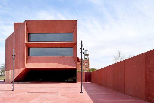 Ruby City. © Dror Baldinger. Courtesy of Ruby City and Adjaye Associates.
