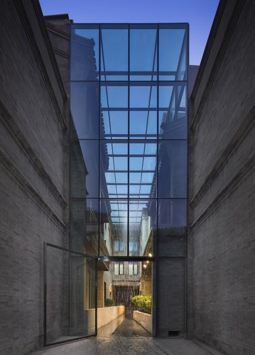 The Emperor Hotel by asap/ adam sokol architecture practice. Photo: asap/ adam sokol architecture practice.