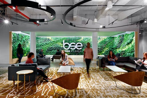 Oct 7: BSE Global, Architect: TPG Architecture, Photo: Tom Sibley.
