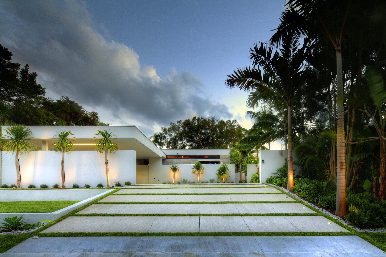 Sarasota Mcm Renovation Dwy Landscape Architects Archinect