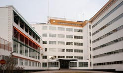 Alvar Aalto's Paimio Sanatorium is now for sale