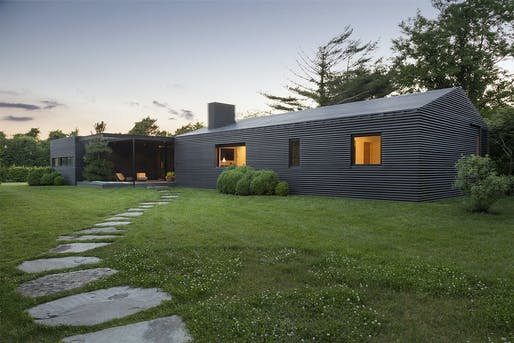 Black House by Oza Sabbeth Architects. Image courtesy of Oza Sabbeth Architects.