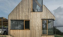 10 fresh examples of wood in architecture