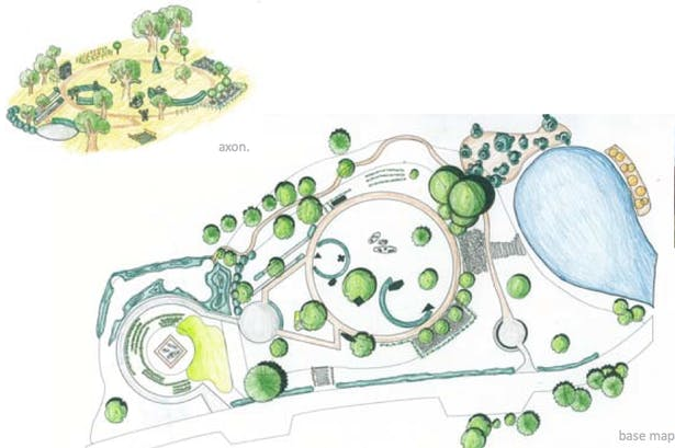 Base map.