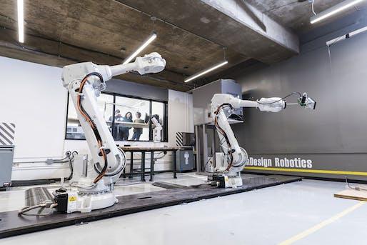 Robotics Lab, Meyerson Hall