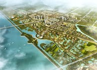 Hangzhou Eco-City Urban Design Concept Plan