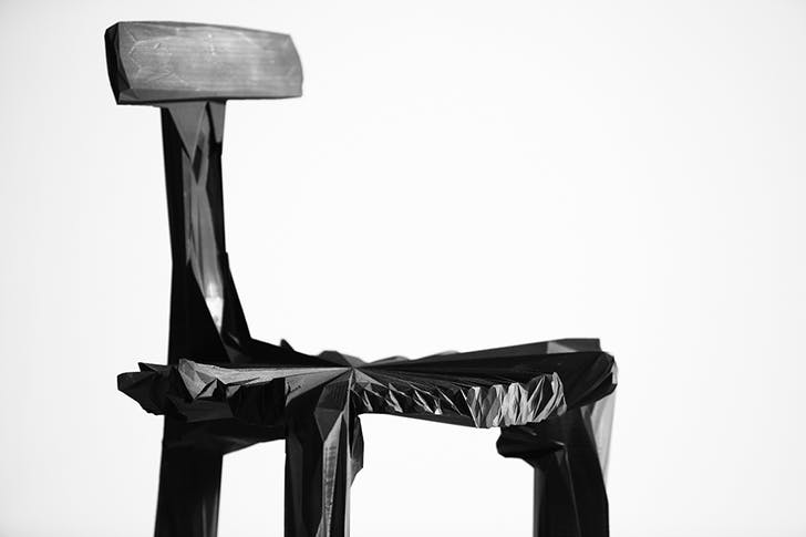 Another image of the Noizé chair. Credit: Guto Requena