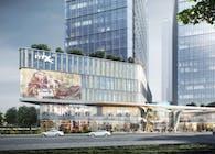 10 DESIGN | Sungang MixC Market Hall