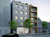 Jone Street Apartment Building