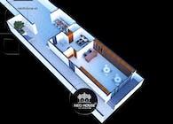 Mẫu thiết kế nội thất văn phòng hiện đại và tiện nghi tại quận 7