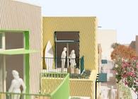 Little Berkeley Transitional Housing
