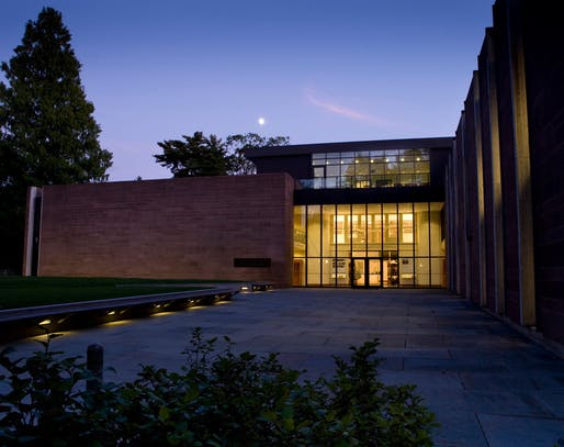 Current Princeton University Art Museum.