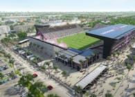 Inter Miami CF Stadium and Training Facility