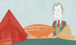 Watch (an animated) Frank Lloyd Wright talk about arrogance in this new short