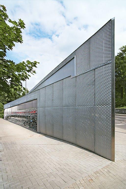 **Radhaus by Osterwold°Schmidt Exp!ander Architekten BDA. Image: German Design Awards.