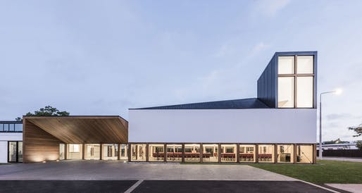 Public - Christchurch North Methodist Church by Dalman Architects.