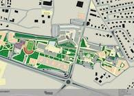 Campus Master Plan of Girne American University
