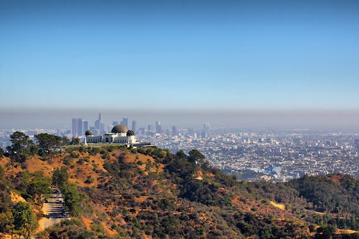 "A new study will analyze the feasibility of a number of solutions to ease traffic in and out of L.A.'s Griffith Park, one of the largest city parks in the nation. Photo: Pierre Anquet/<a href=""https://www.flickr.com/photos/littleboy09/14976753247"">Flickr</a>"