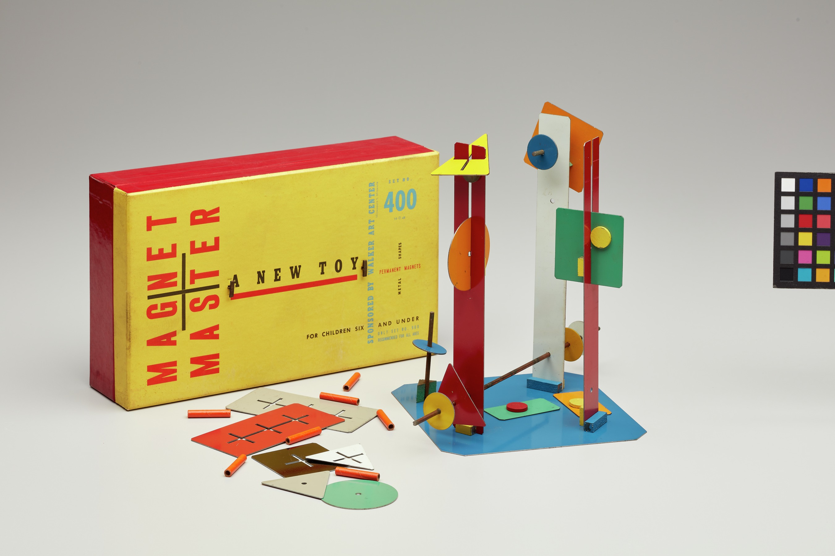 Design in Midcentury America Serious Play