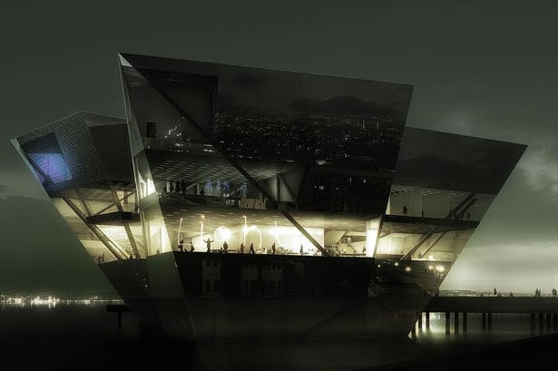 V&A Dundee, Stallan-Brand Collaboration with REX Architecture