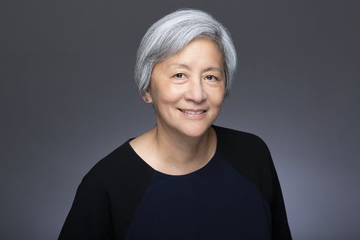 Renee Y. Chow. Image: College of Environmental Design at UC Berkeley.