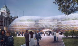 ​Norman Foster proposes pop-up UK Parliament building inspired by Crystal Palace